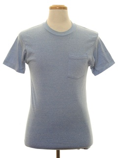 1980's Unisex Pocket T-Shirt