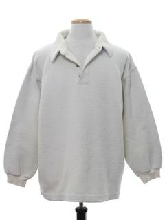 1990's Mens Baja Longsleeve Pullover Hippie Jacket