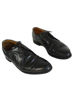 1960's Mens Accessories - Mod Oxfords Shoes