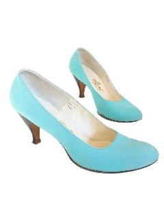 1960's Womens Accessories - Pumps Shoes