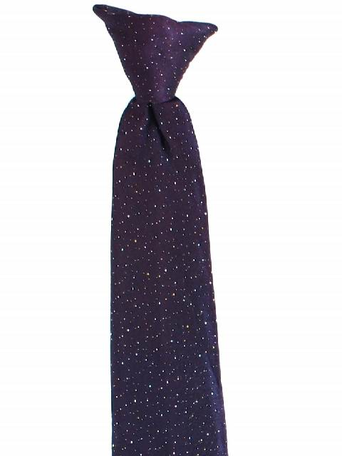 1960's Mens Clip On Necktie