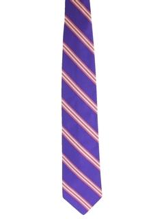 1990's Mens Wide Designer Necktie
