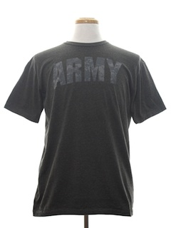 1990's Unisex Army T-Shirt