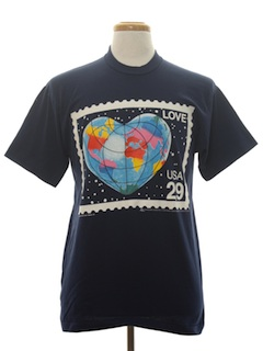 1990's Unisex Cheesy T-Shirt