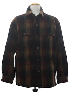 1980's Mens CPO Shirt Jacket
