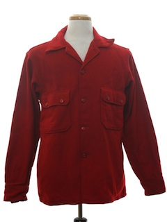 1950's Mens CPO Shirt Jacket