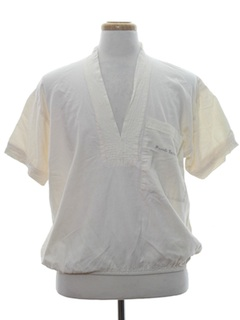 1980's Unisex Resort Wear Shirt