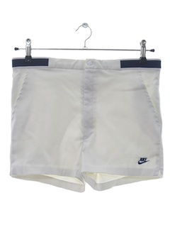 1980's Mens Tennis Shorts