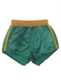 1970's Mens Boxing Shorts