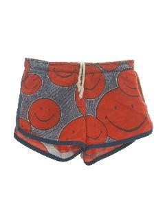 1970's Unisex Swim Shorts