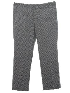 1980's Mens Disco Pants