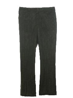 1960's Mens Mod Slacks Pants