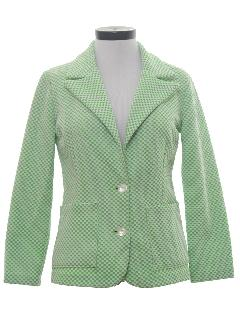 1970's Womens Blazer Jacket