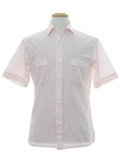 1980's Mens Sport Shirt