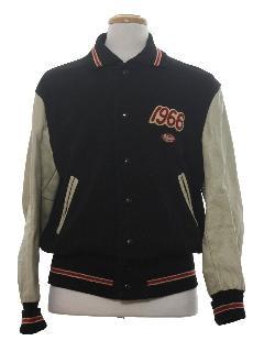 1960's Mens Varsity Jacket
