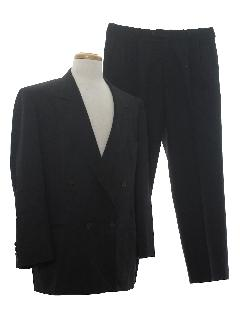 1980's Mens Totally 80s Suit