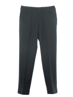 1960's Mens Western Style Mod Pants