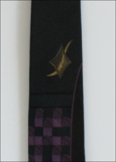 1950's Mens Medium Necktie