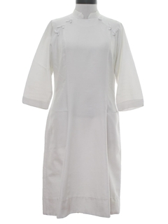1960's Womens Nurses Dress