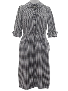 1960's Womens Secretary Dress