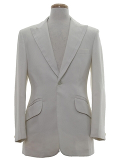 1970's Mens Tux Jacket