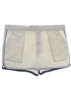 1980's Mens Tennis Short Shorts
