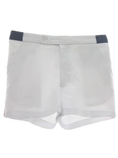 1980's Mens Mod Tennis or Golf Shorts