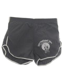 1980's Unisex Gym Shorts