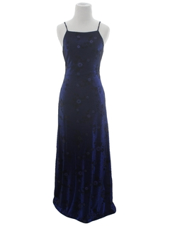 1990's Womens Wicked 90s Prom Or Cocktail Dress