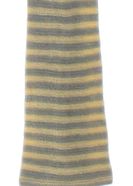 1950's Mens Flat Bottom Mod Necktie