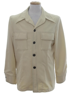 1970's Mens Leisure Jacket