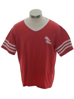 1980's Unisex Totally 80s Sports T-shirt