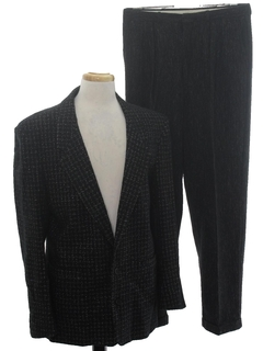 1980's Mens Totally 80s Combo Suit