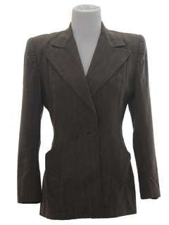 1940's Womens Fabulous 40s Jacket