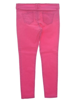 1990's Womens Wicked 90s Neon Jeans-Cut Pants