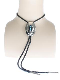 1960's Mens Bolo Tie Necktie