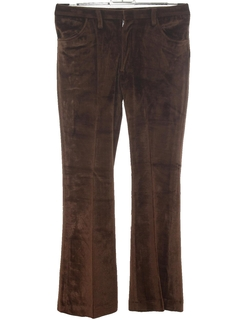 1960's Womens Bellbottom Pants