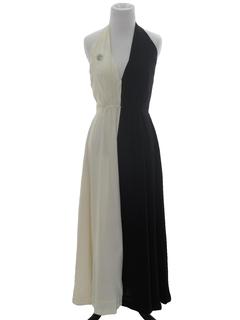 1960's Womens Dressy Jumpsuit