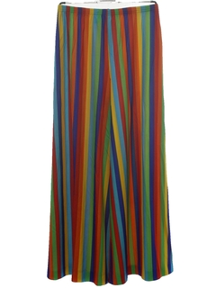 1970's Womens Palazzo Bellbottom Pants