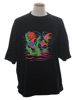 1990's Unisex Animal T-Shirt