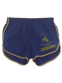 1980's Mens Gym Shorts