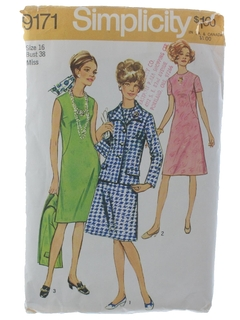 1970's WomensPattern