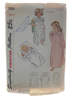 1940's Womens/ChildsPattern