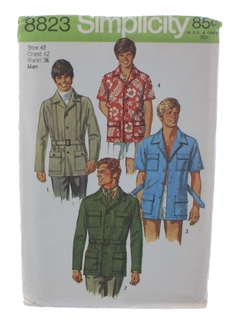 1970's MensPattern