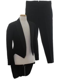 1920's Mens Tuxedo Suit