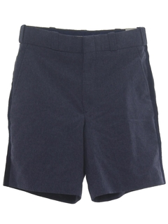 1980's Mens Uniform Shorts
