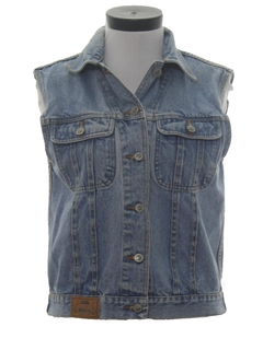 1990's Womens Wicked 90s Denim Vest