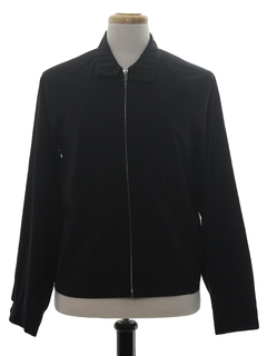 1960's Mens Zip Jacket