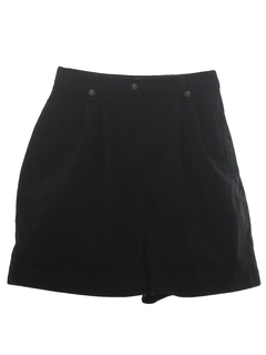 1980's Womens Totally 80s Mom Shorts