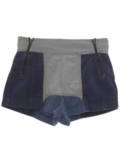 1970's Womens Denim Shorts